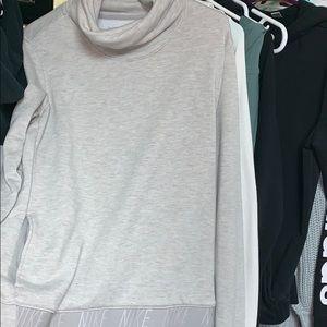 Nike cowl neck